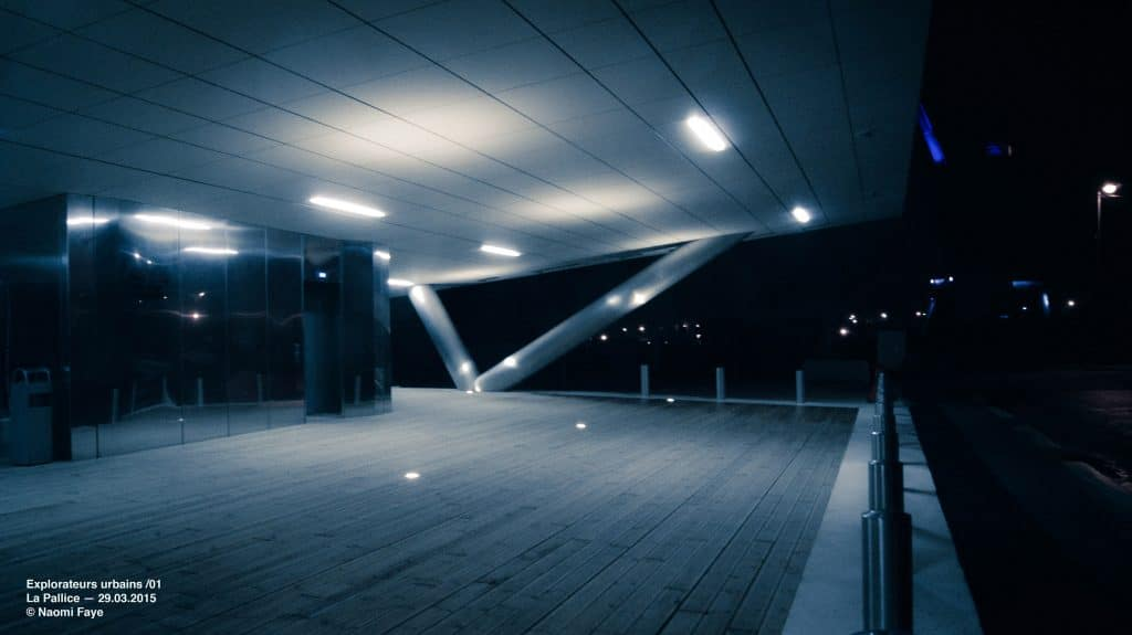Explorateurs urbains - La Pallice - Naomi Faye - Photographie